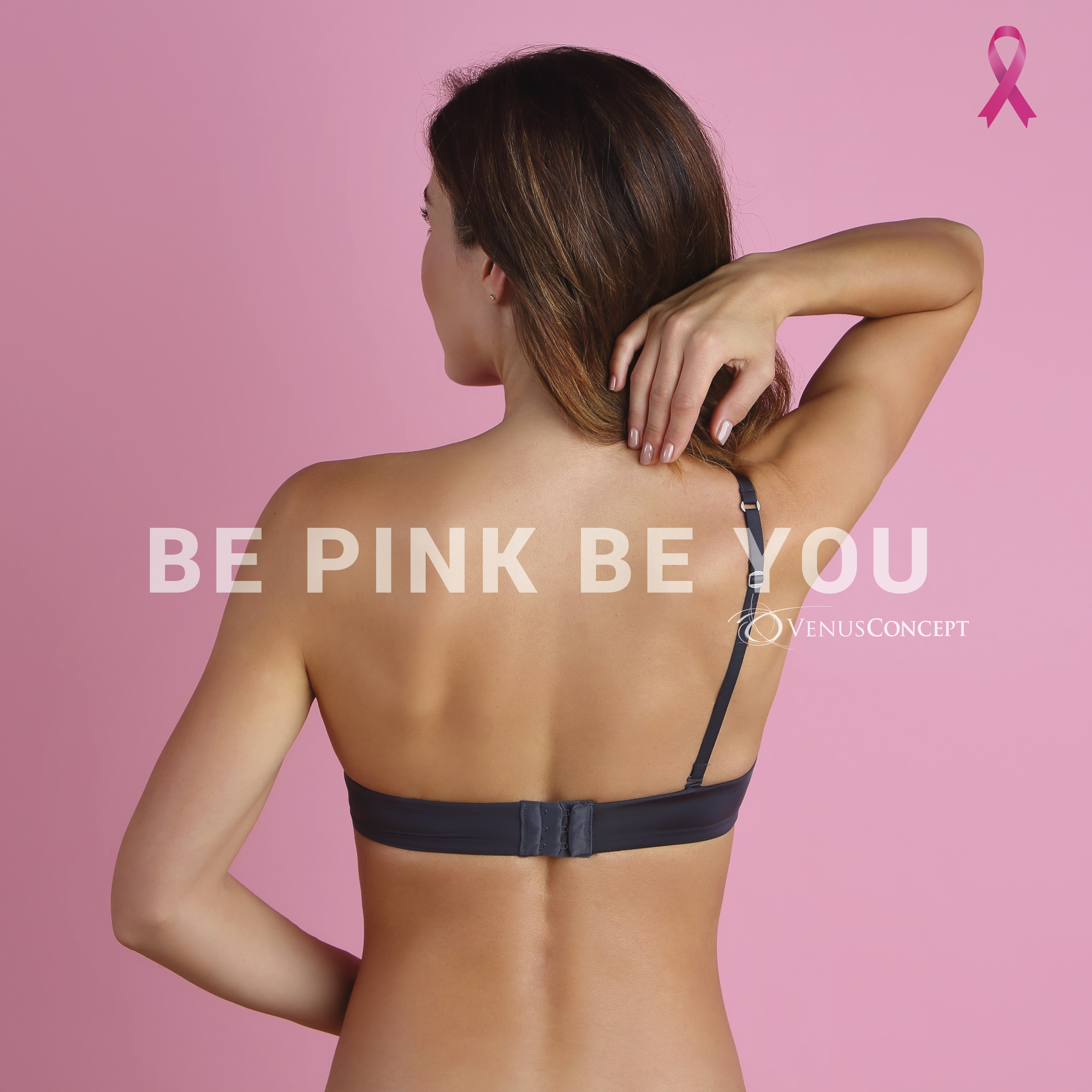 BE PINK BE YOU