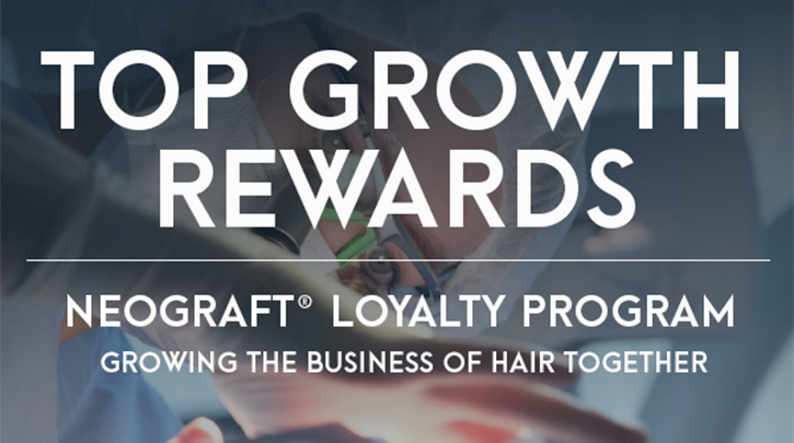 NeoGraft® Launches New Loyalty Program For Physician Partners