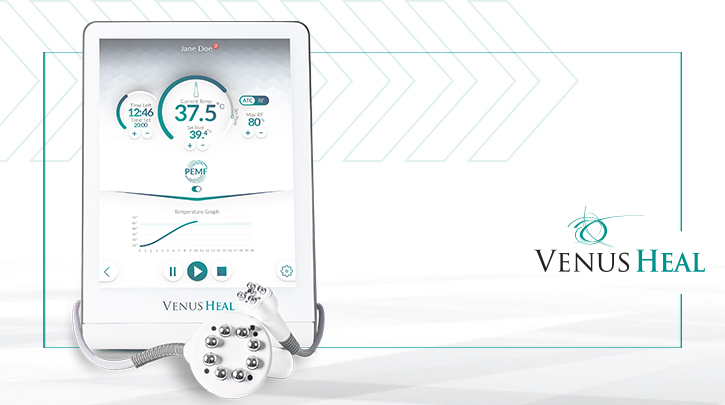 Introducing Venus Heal™, A New Treatment Modality For Soft Tissue Injuries and Conditions