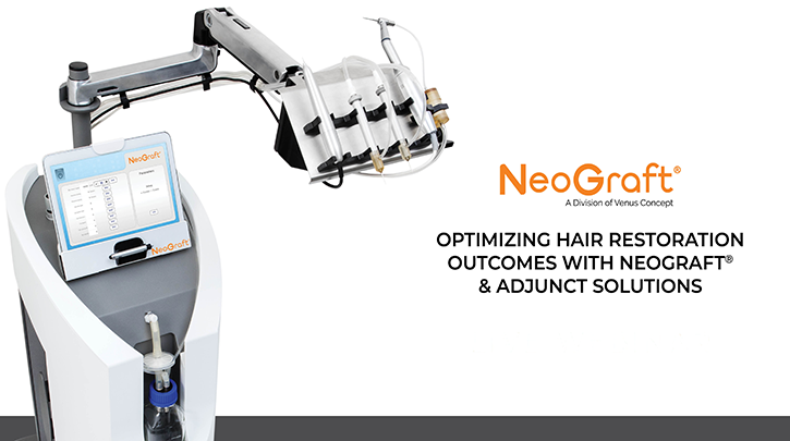 Recording: Optimal Hair Restoration Outcomes with NeoGraft®