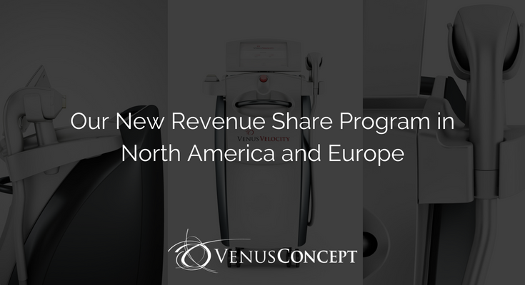 Our New Revenue Share Program in North America and Europe