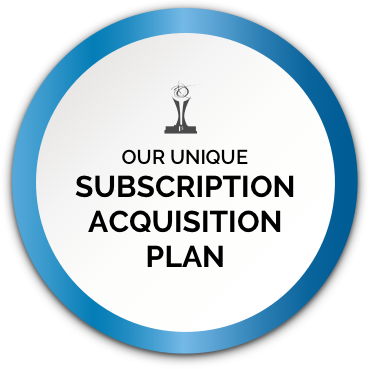 venus business plan - subscription acquisition