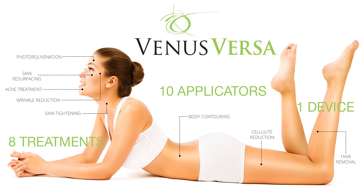 Venus Versa Multi Treatment System Venus Concept