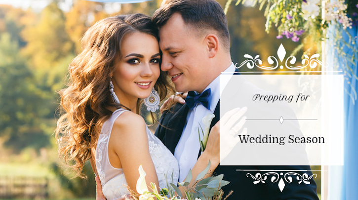 Welcome In Spring With New Wedding Themed Ads Venus Concept