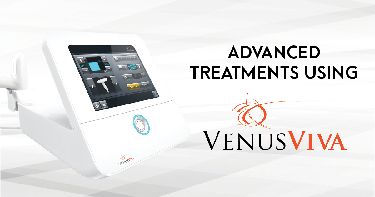 Recording: Advanced Treatments using Venus Viva