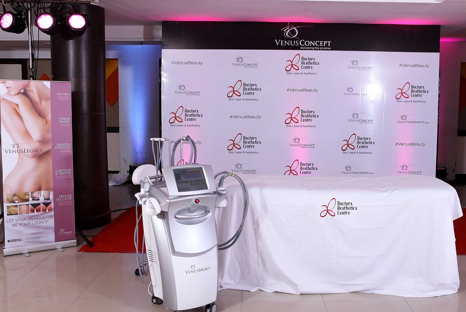 First Ever Signature Venus Beauty Event In South India