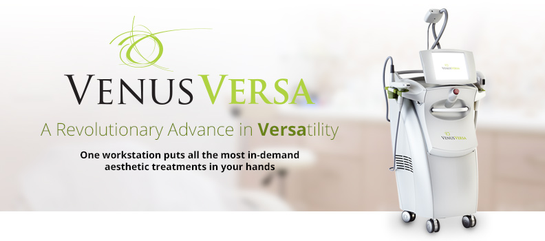 Venus Versa™ Receives FDA Clearance for a Wide Range of Skin Rejuvenation and Hair Removal Applications