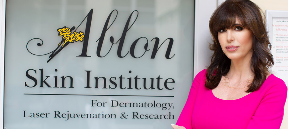 Dr. Glynis Ablon is making headlines