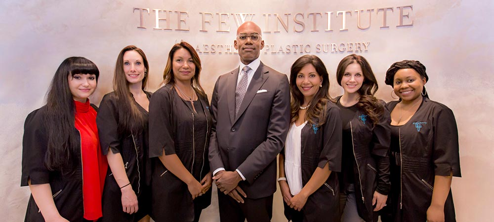 Dr. Julius Few: Bringing skill, commitment and care to the many!